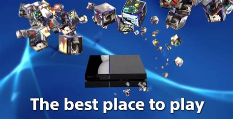 Playstation 4  The Best Place To Play  #4theplayers