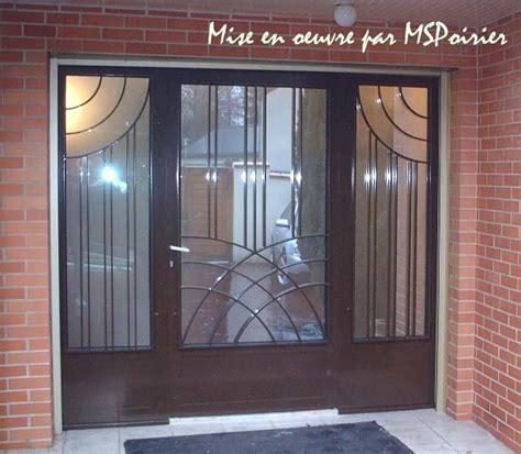 porte d entr 233 e en fer forg 233 mod 232 le d 233 co fewzi 224 revoir door gate and doors