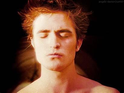Twilight Edward Cullen Pattinson Vampire Moon Robert
