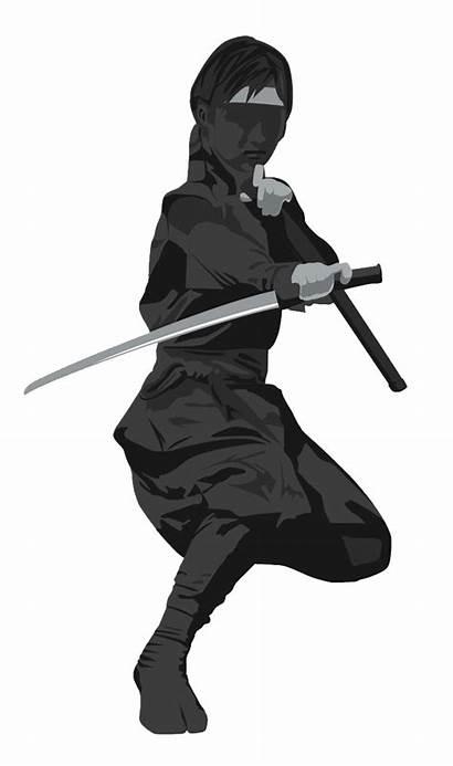 Ninja Clip Clipart Cartoon Japanese Purepng Transparent