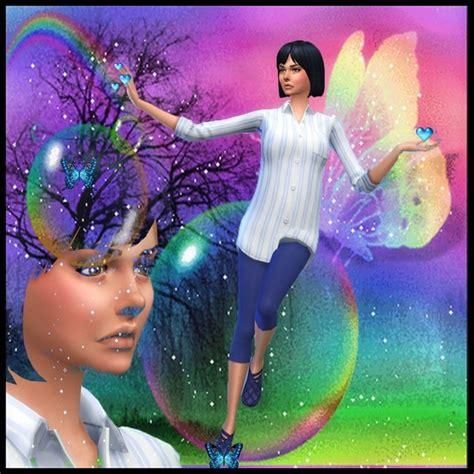 la fee gnante  lazy fairy  mich utopia  sims