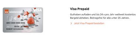 kostenlose visa karte beantragen  die gratis kreditkarte