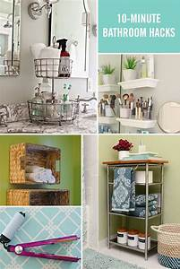 462 best home decor ideas images on pinterest With best way to clean up hair in bathroom