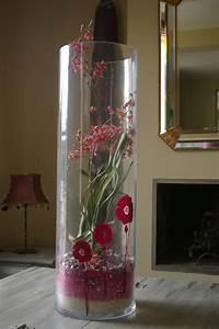 Gros Vase En Verre : grand vase d coratif blog z dio ~ Teatrodelosmanantiales.com Idées de Décoration