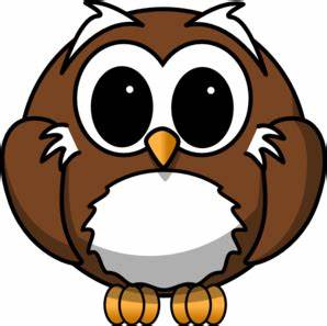Owl Simple Clip Art - ClipArt Best