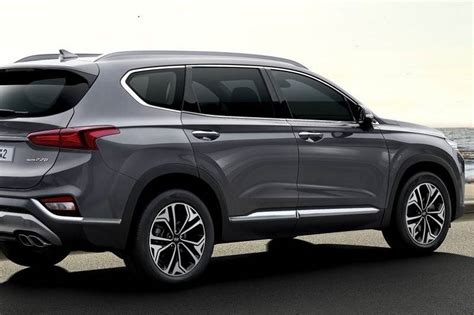 hyundai  seater suv spy pictures details