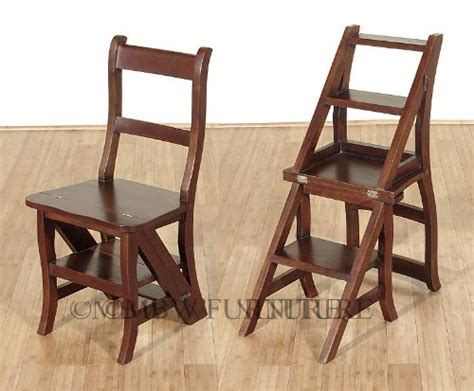pdf convertible wooden chair step stool plans free