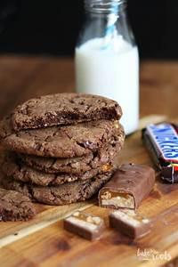 Bake To The Roots : snickers cookies bake to the roots ~ Udekor.club Haus und Dekorationen