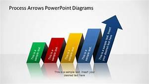 Process Arrows Powerpoint Diagram