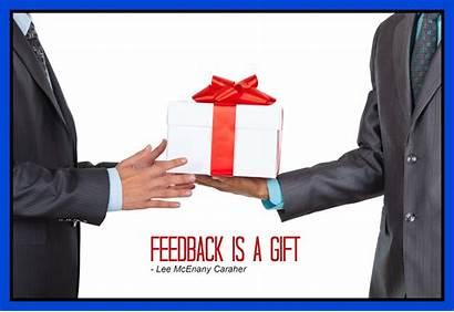 Feedback Gift Giving Keeps Communication Teamwork Effective