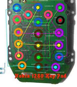 Nokia 103 Keypad Ways Track Links Problem Solution Jumpers