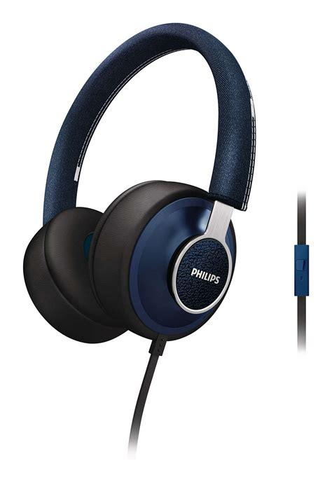 citiscape headband headphones shl5605bl 10 philips