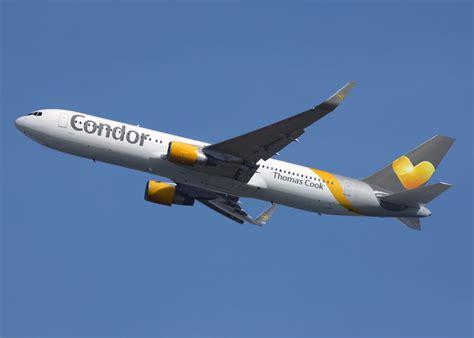 Condor recibirá nuevos aviones esta primavera Avion