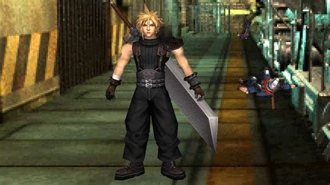 final fantasy vii gameplay part  hd graphics mod youtube