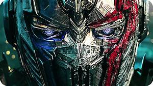 TRANSFORMERS 5: THE LAST KNIGHT Superbowl Trailer (2017 ...  Transformers
