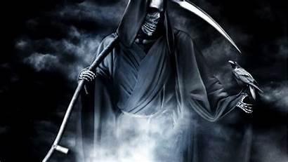 Reaper Grim Wallpapers Horse Desktop Wallpapersafari Longwallpapers