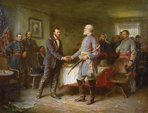 A Lesson In American History   U0026 39 Lee And Grant U0026 39  Exhibit At