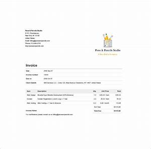 designing invoice template 10 free word excel pdf With free invoice website