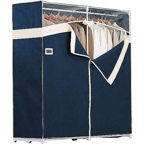 Walmart Portable Closet by Rubbermaid Portable Garment Closet 60 In Walmart