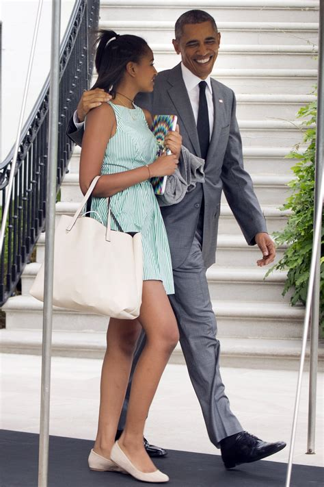 Sasha And Malia Obama's Best Fashion Looks Style