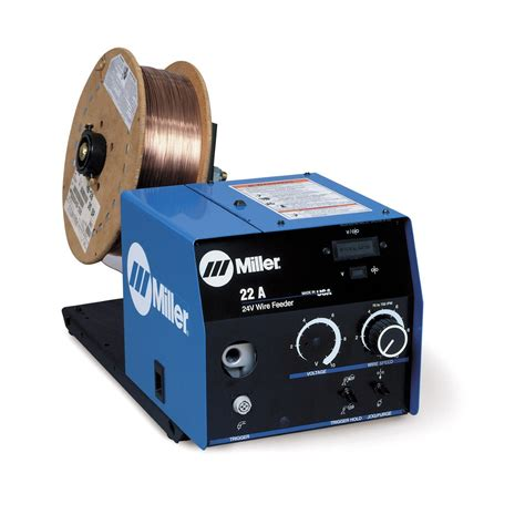 miller 22a wire feeder with digital display and voltage for sale 951192 welding