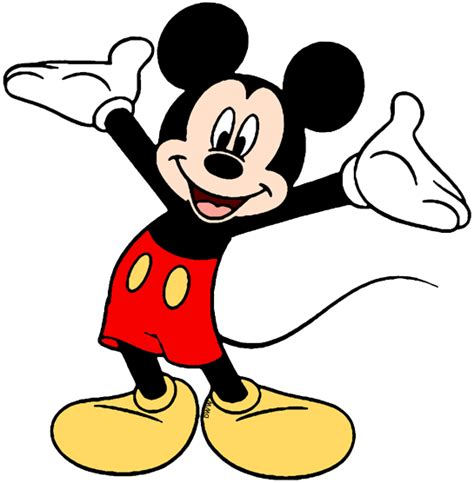 Mickey Mouse Clipart Mickey Mouse Clip Disney Clip Galore