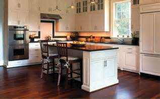 hardwood flooring kitchen ideas 11 awesome and modern kitchen design ideas