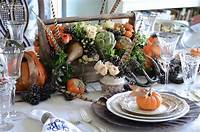 thanksgiving table centerpieces {Thanksgiving DIY} How to make your own Thanksgiving Centerpiece | Celebrating Everyday Life ...