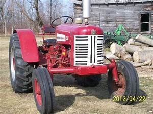 International 350 Tractor Utility