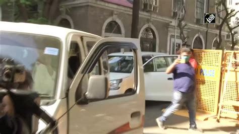 Comedian Bharti Singh, her husband arrive at NCB office in ...