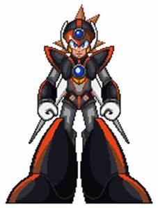 Megaman X Ultimate armor en partes by clavdio45 on DeviantArt