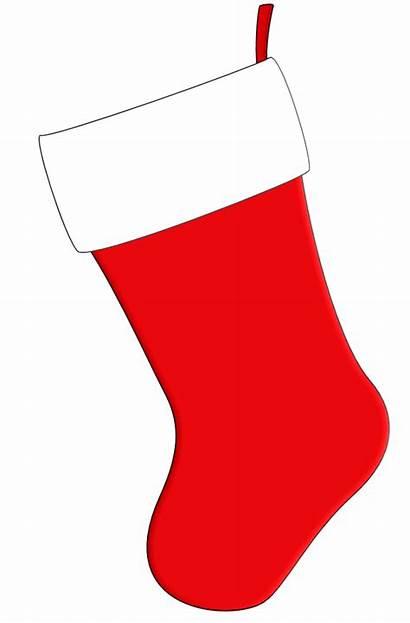 Stocking Clipart Stockings Christmas Cartoon Clip Printable