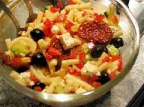 recette de pate froide en salade id 233 es de sauce pour salade de p 226 tes les recettes les mieux not 233 es