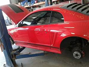 Used 2000 Ford Mustang Transmission Transmission Transaxle At, 6