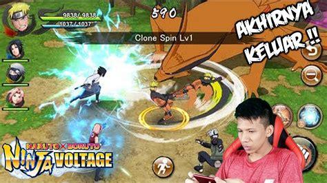 Game Naruto Baru Di Android