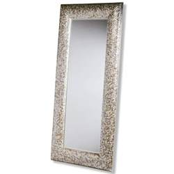 floor mirror large phanta coastal mother of pearl tan rose large leaning modern floor mirror kathy kuo home