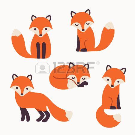 dessin de renard facile stock photo renard dessin renard peinture renard et renard mignon