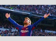 Lionel Messi Vs Real Madrid Away 720p 23122017 HD By