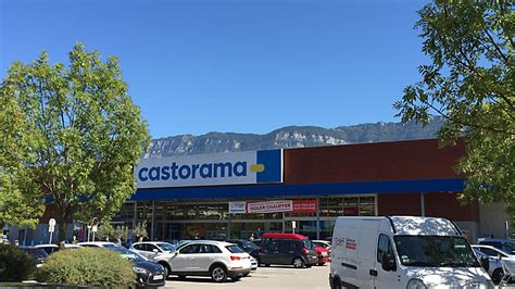 Magasin Castorama Chambéry