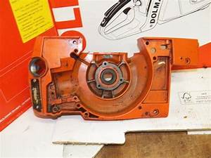 Husqvarna 272xp Chainsaw Flywheel Side Case Half