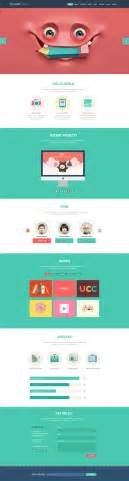 one page design 85 best one page themes 2015 athemes