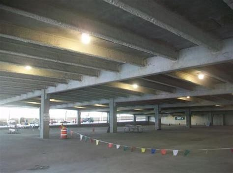 concourse garage j gill company city of rockford concourse parking