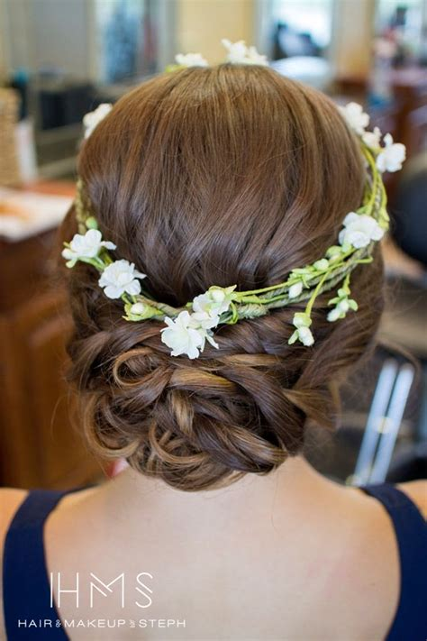 Top 18 Spring Wedding Updo Hairstyles ? Unique Bridal