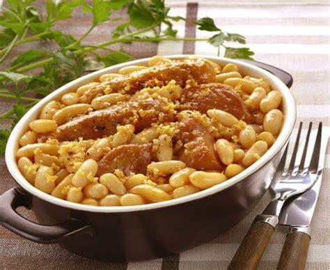 cuisiner un cassoulet recette cassoulet au four