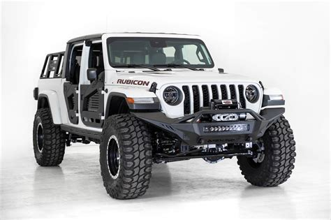 jeep gladiator aftermarket parts