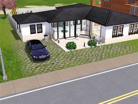 Moderne Häuser Sims by Sims 4 Haus Ideen