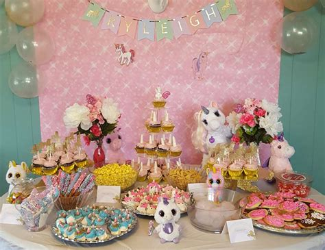 magical unicorn birthday party birthday party unicorn birthday quot magical unicorn party quot catch my party