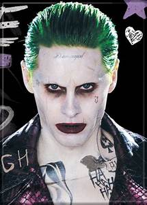 Suicid Squad Joker : suicide squad movie joker photo image refrigerator magnet starbase atlanta ~ Medecine-chirurgie-esthetiques.com Avis de Voitures