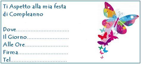 inviti  compleanno  bimbe  bimbi  carta