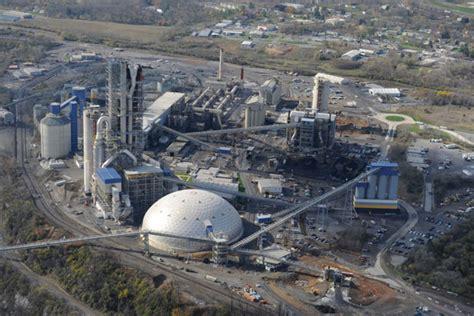 ESSROC Cement Plant Upgrades | Summit